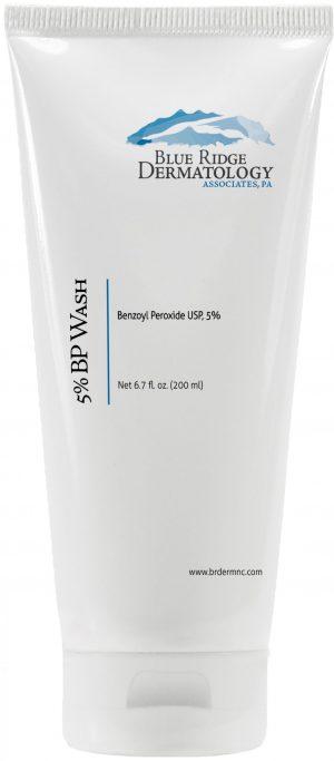 Benzoyl Peroxide Wash 5%